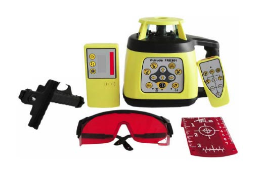 FRE301 Digital Rotary Laser Level